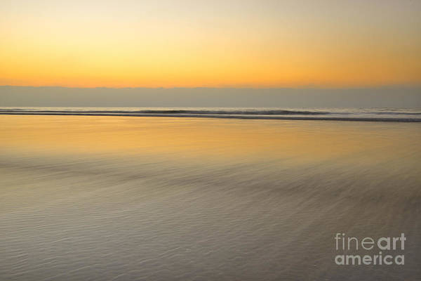 Photograph -  La Jolla Shores Tranquility by John F Tsumas