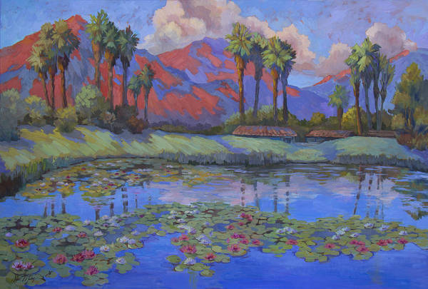 Tranquility Painting - Tranquility by Diane McClary