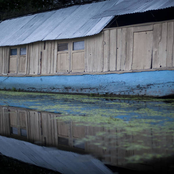 Dal Lake Photograph - Tranquility by Rachna Shukla