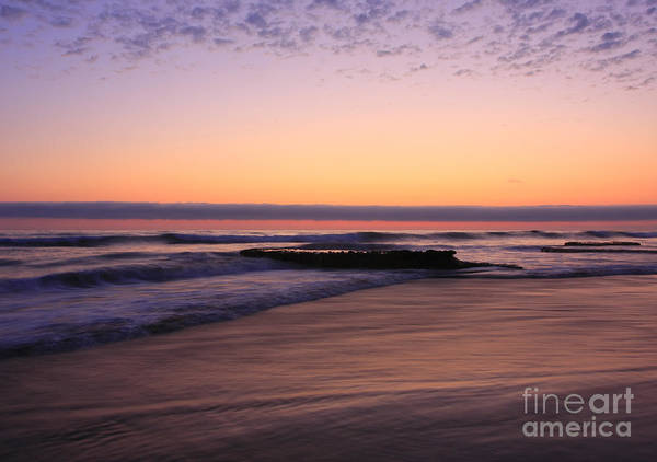 Photograph - Swamis Tranquility Reef by John F Tsumas