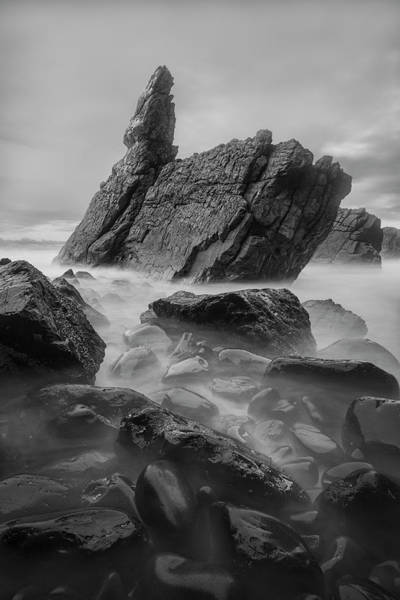 Rock Formation Photograph - Tranquility by Yan Zhang
