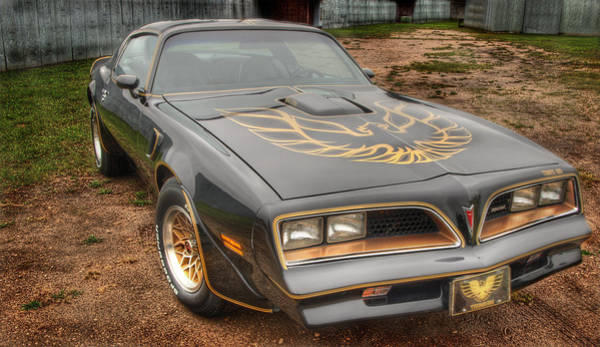 Photograph - Trans Am 2 by Thomas Young