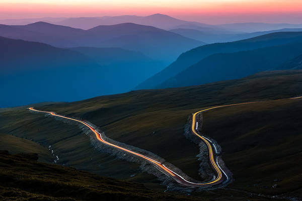Photograph - Transalpina by Mihai Andritoiu