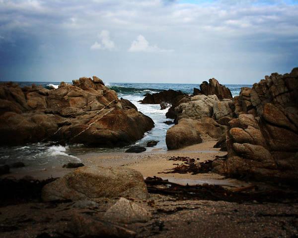 Monterey Bay Photograph - Transcend - Monterey, California by Melanie Alexandra Price