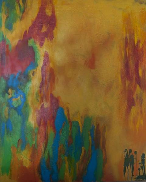Painting - Transformation by Bebe Brookman