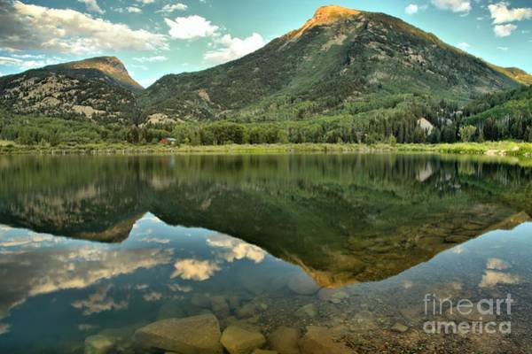 Photograph - Translucent Waters by Adam Jewell