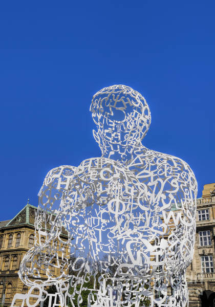 Photograph - Transparent Man by Brenda Kean