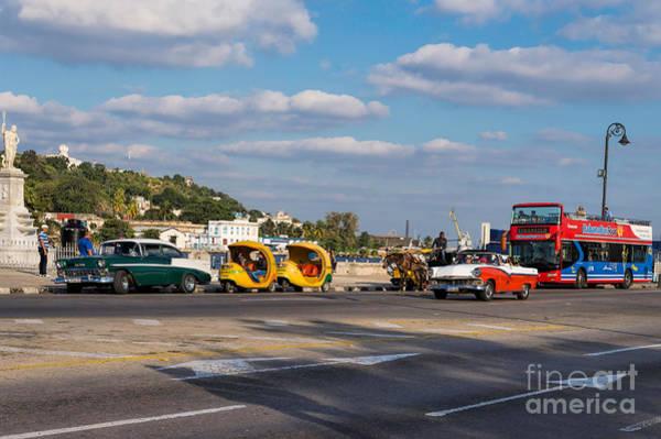 Photograph - Choice Of Transportation by Les Palenik