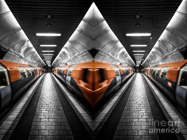 Wall Art - Photograph - Transsnart by John Farnan