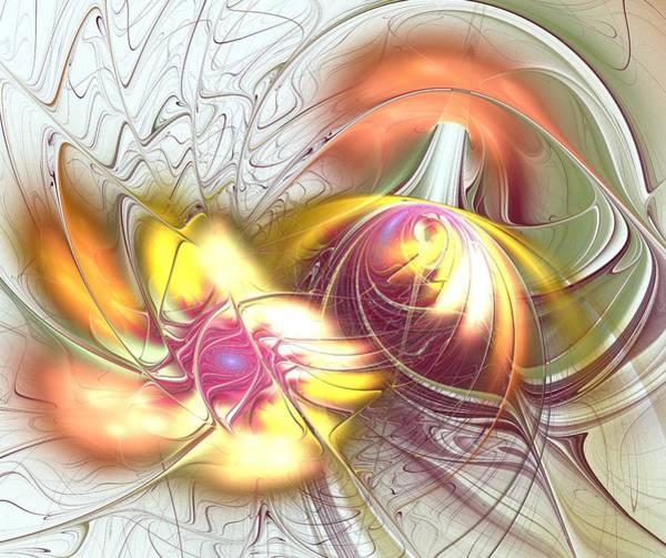 Digital Art - Transwarp by Anastasiya Malakhova