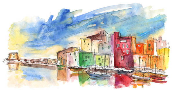 Painting - Trapani 04 by Miki De Goodaboom