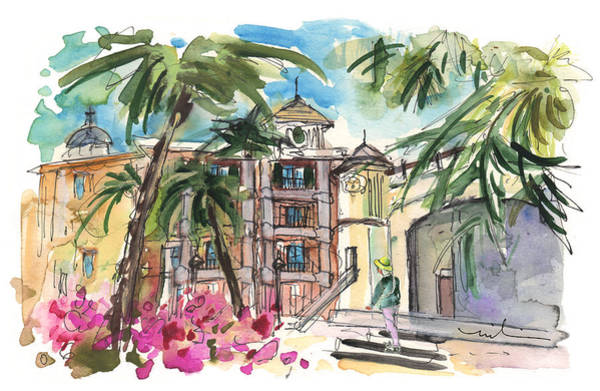 Painting - Trapani 05 by Miki De Goodaboom