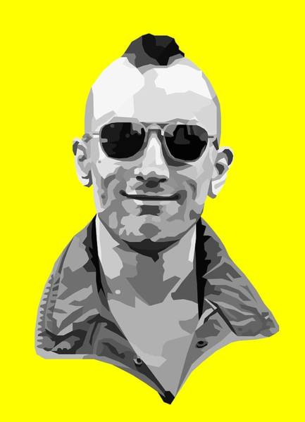 Robert De Niro Wall Art - Digital Art - Travis Bickle by Tom Deacon