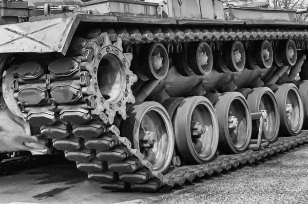 Photograph - Treads 3d22454 by Guy Whiteley