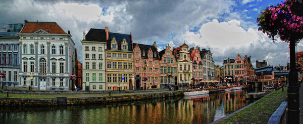 Wall Art - Photograph - Treasures Of Ghent by ©jesuscm