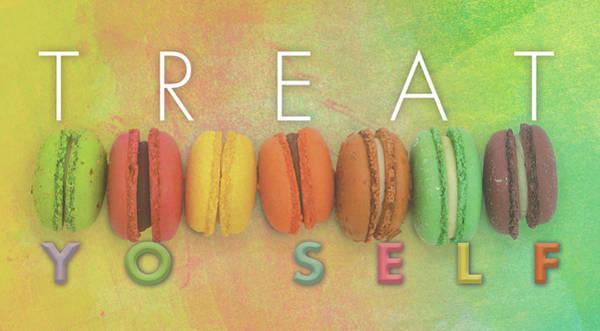 Desserts Painting - Treat Yo Self by Tammy Apple