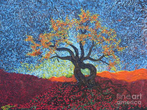 Tree Of Heart Art Print