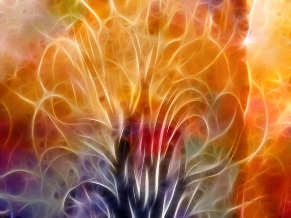 Wall Art - Digital Art - Tree Of Life by Ann Croon