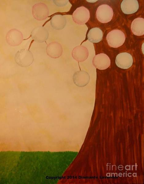 Painting - Tree Of Life by Diamante Lavendar