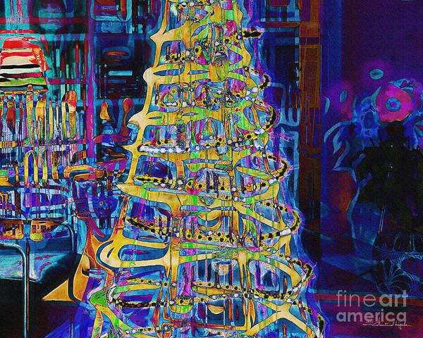 Photograph - Tree Of Light by Edmund Nagele
