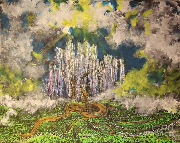 Tree Of Souls Art Print