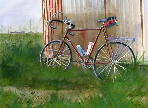 Wall Art - Painting - Trek by Marsha Elliott