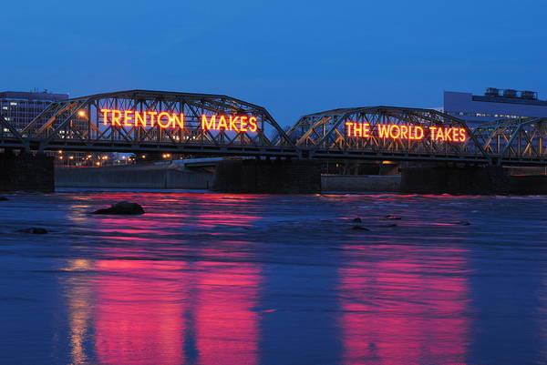 Photograph - Trenton Makes by Keith Swango