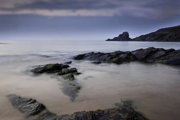Wall Art - Photograph - Trevone Bay At Sunrise by Nigel Jones