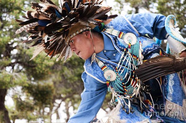 Photograph - Tribal Dancer by Brenda Kean