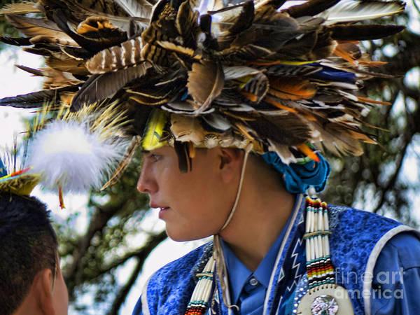 Photograph - Tribal Hopi by Brenda Kean