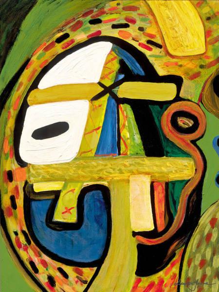 Tribal Mood Art Print