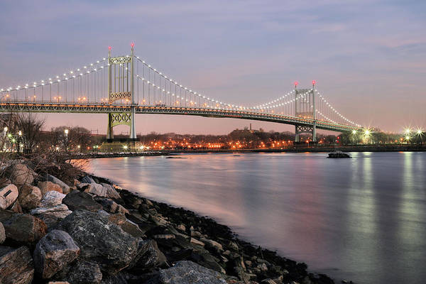 Wall Art - Photograph - Triboro Nights by JC Findley