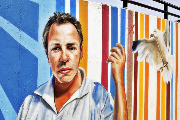 Wall Art - Photograph - Tribute To Graffiti by Christine Till