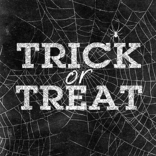 Trick Or Treat Digital Art - Trick Or Treat by Sd Graphics Studio