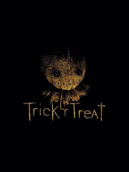 Trick Or Treat Digital Art - Trick R Treat - Logo by Brand A