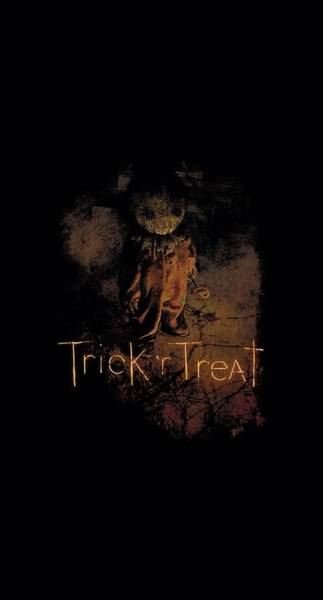 Cult Movie Wall Art - Digital Art - Trick R Treat - Movie Poster by Brand A