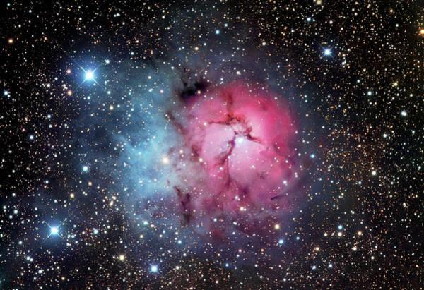 Wall Art - Photograph - Trifid Nebula (m20) by Robert Gendler/science Photo Library