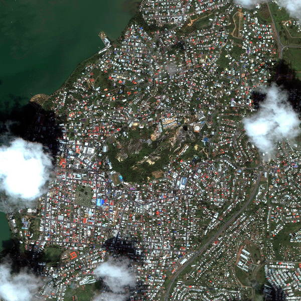 Wall Art - Photograph - Trinidad And Tobago by Geoeye/science Photo Library
