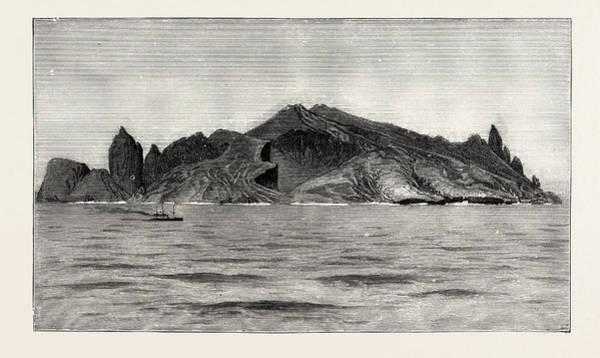 Trinidad Drawing - Trinidad Island, Recently Explored For Treasure Supposed by English School