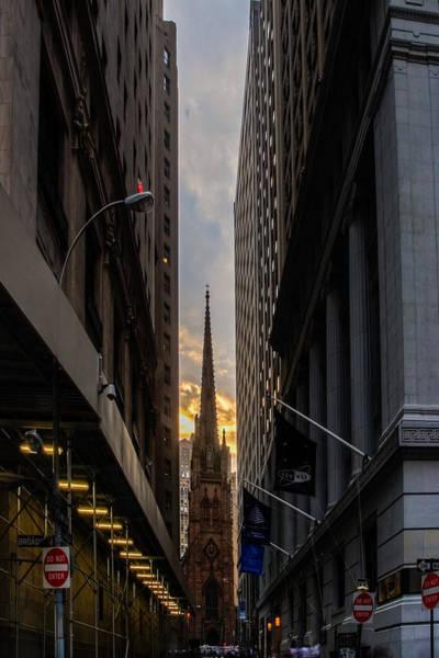 Photograph - Trinity Church by Dave Hahn