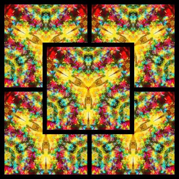 Digital Art - Trinity Crossroads Page by Derek Gedney