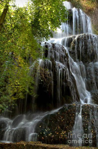 Photograph - Trinity Waterfall In Monasterio De Piedra Park by RicardMN Photography