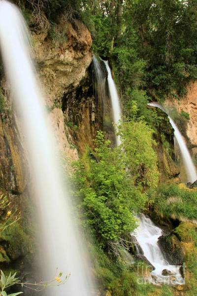 Photograph - Triple Falls At Rifle by Adam Jewell
