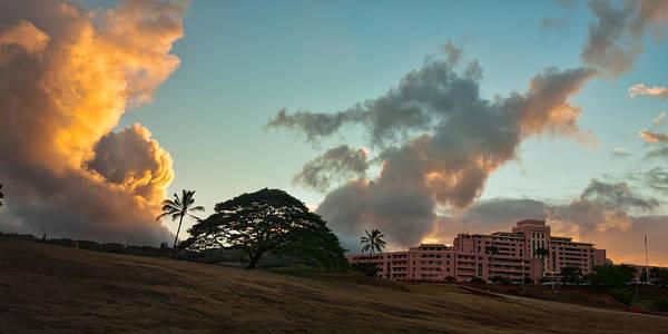 Photograph - Tripler Sunrise by Dan McManus
