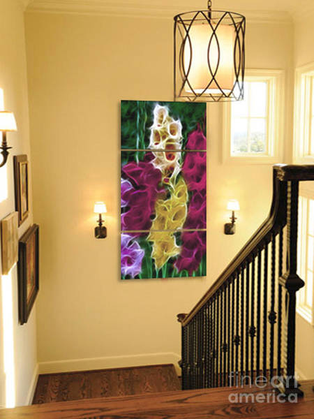 Wall Art - Photograph - Triptych Display Sample 06 by Peter Piatt