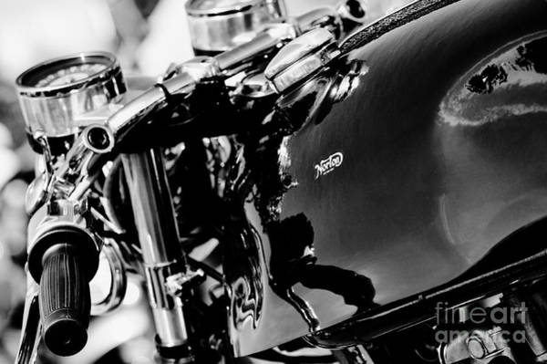 Photograph - Triton Cafe Racer by Tim Gainey