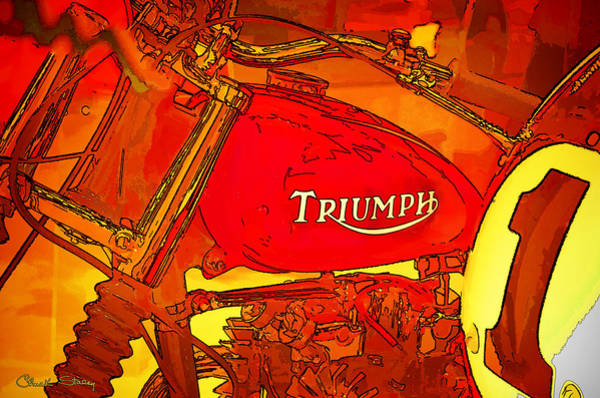 Photograph - Triumph by Chuck Staley