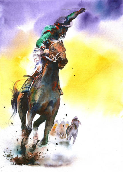 Painting - Triumphant by Peter Williams