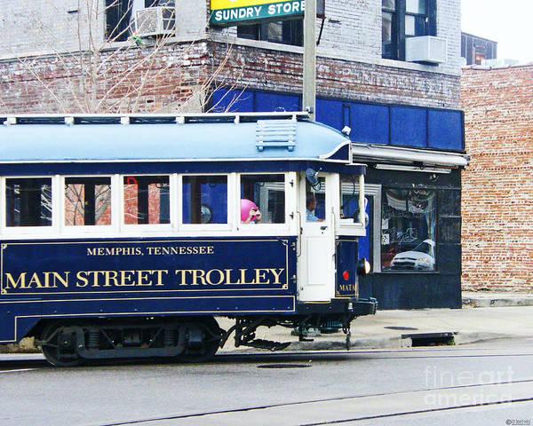 Photograph - Trolley Ball  Rolling Roger by Lizi Beard-Ward