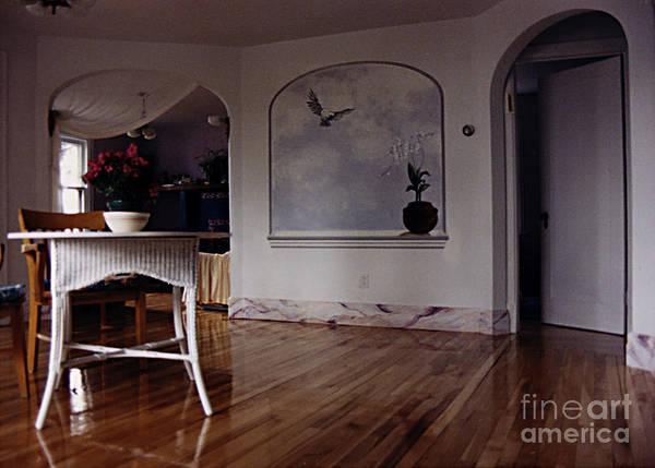 Painting - Trompeloeil by Alessandra Di Noto